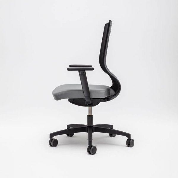 Tanya bureaustoel zijkant