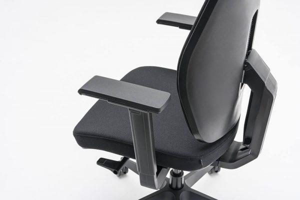 bureaustoel renya zijkant
